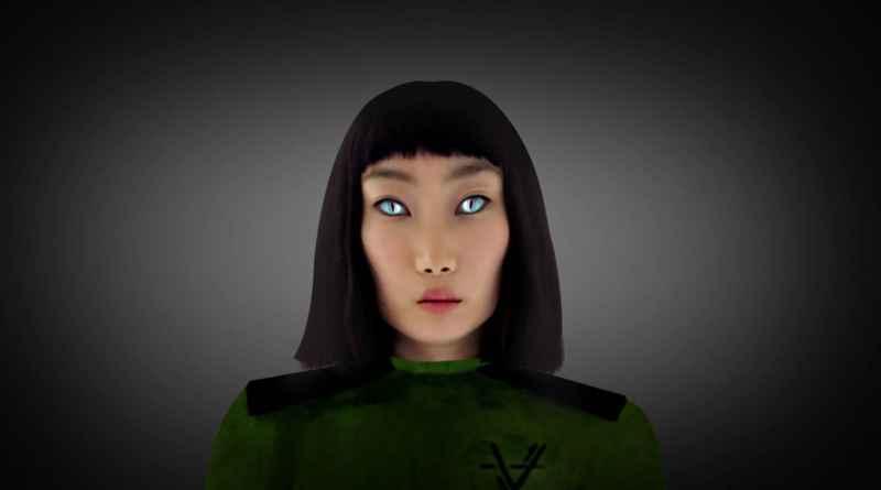 30 Asian Looking Female ET