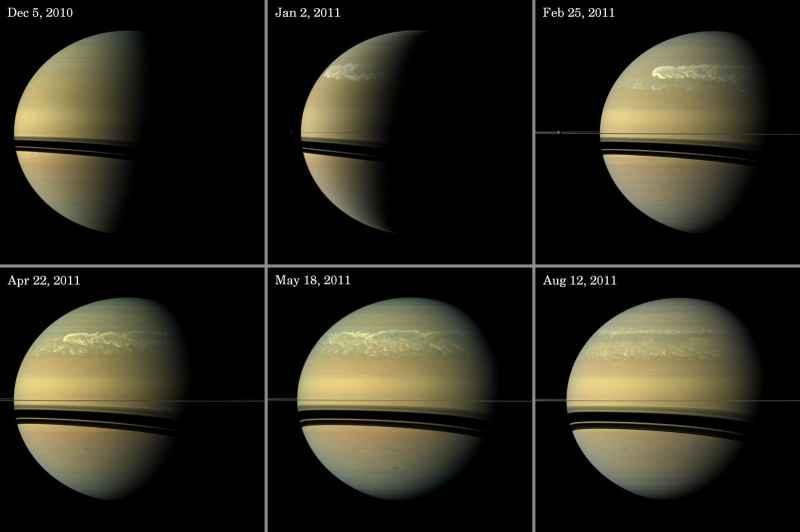3a Saturn Storm 2011