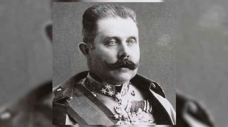 9 Archduke Franz Ferdinand